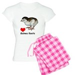 Love Guinea Keets Women's Light Pajamas