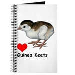 Love Guinea Keets Journal