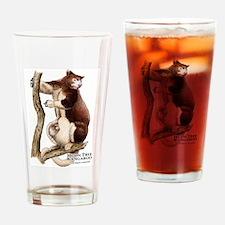 Huon Tree Kangaroo Drinking Glass