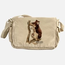 Huon Tree Kangaroo Messenger Bag