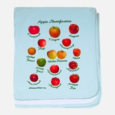 Apple ID baby blanket