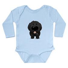 Big Nose Newfie Baby Suit