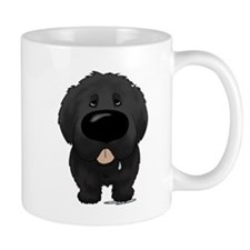 Big Nose Newfie Mug