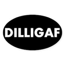 DILLIGAF Decal