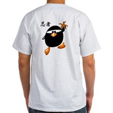 Ninja Penguin T-Shirt