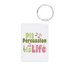 Pit is Life Keychains