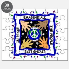 Hands of Peace Puzzle