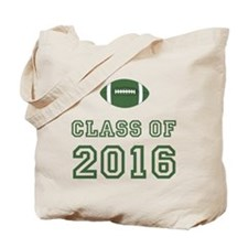 Class of 2016 Football Tote Bag