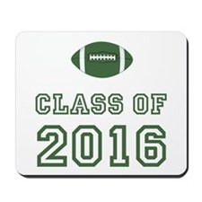 Class of 2016 Football Mousepad