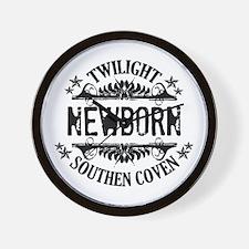 Newborn Covern Wall Clock