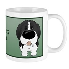 Big Nose Newfie Dad Mug