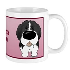 Big Nose Newfie Mom Mug