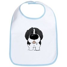 Big Nose Newfie Bib