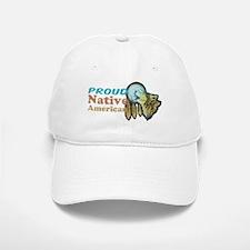 Proud Native American Baseball Baseball Cap