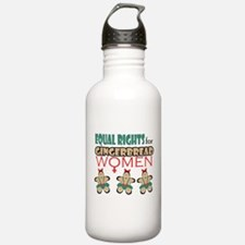 Gingerbread Women Water Bottle