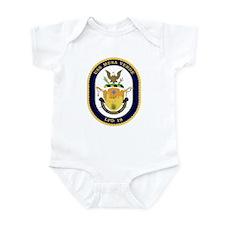 USS Mesa Verde LPD 19 Infant Bodysuit