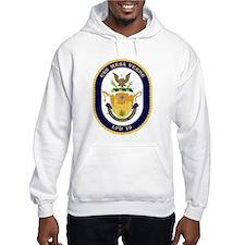 USS Mesa Verde LPD 19 Hoodie
