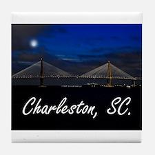 Charleston, SC. Tile Coaster