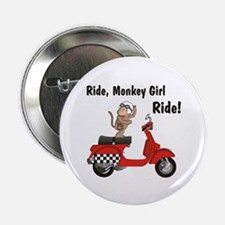 Classic Monkey-Boy Button