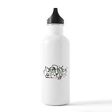 Michelle & Brianna Sports Water Bottle