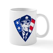policeman Mug