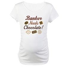 Banker Gift Funny Shirt