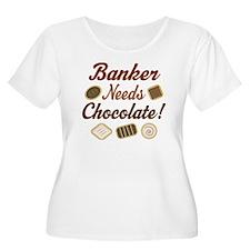 Banker Gift Funny T-Shirt