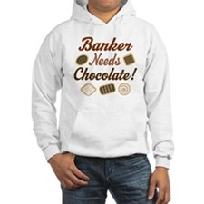 Banker Gift Funny Hoodie