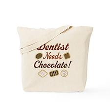 Dentist Gift Funny Tote Bag