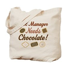 HR Manager Gift Funny Tote Bag