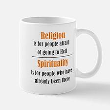 Religion - Spirituality Mug