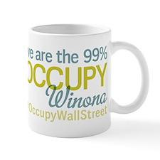 Occupy Winona Small Mug