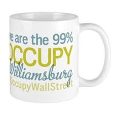 Occupy Williamsburg Mug