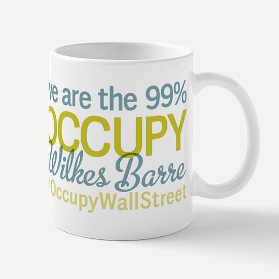 Occupy Wilkes Barre Mug
