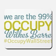 Occupy Wilkes Barre Mousepad