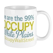 Occupy White Plains Mug
