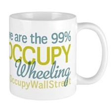 Occupy Wheeling Mug