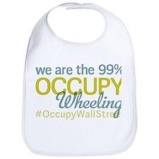 Occupy Wheeling Bib