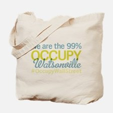 Occupy Watsonville Tote Bag