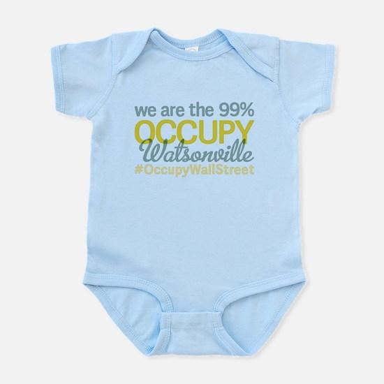 Occupy Watsonville Infant Bodysuit
