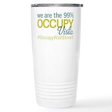 Occupy Vista Travel Mug