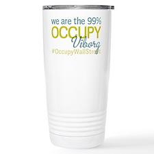Occupy Viborg Travel Mug
