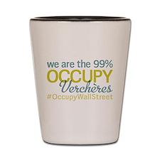Occupy Verchères Shot Glass