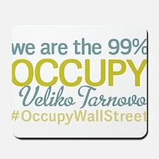 Occupy Veliko Tarnovo Mousepad
