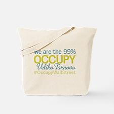 Occupy Veliko Tarnovo Tote Bag