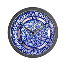 Cute Turkish Wall Clock