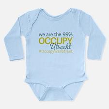 Occupy Utrecht Long Sleeve Infant Bodysuit