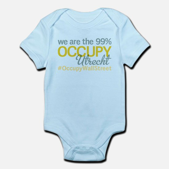 Occupy Utrecht Infant Bodysuit
