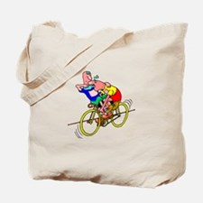 Cylcling Tote Bag