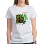 V is for Valentine Women's T-Shirt